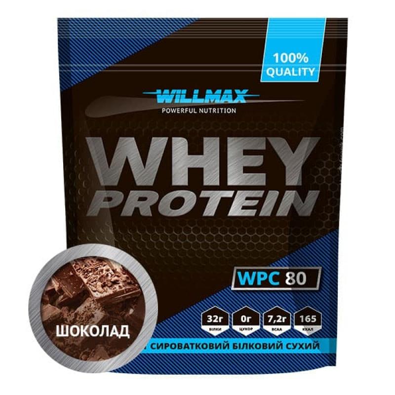 WHEY PROTEIN 80% Шоколад 920г