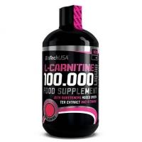 BioTech L-Carnitine 100 000 Вишня, 500 мл